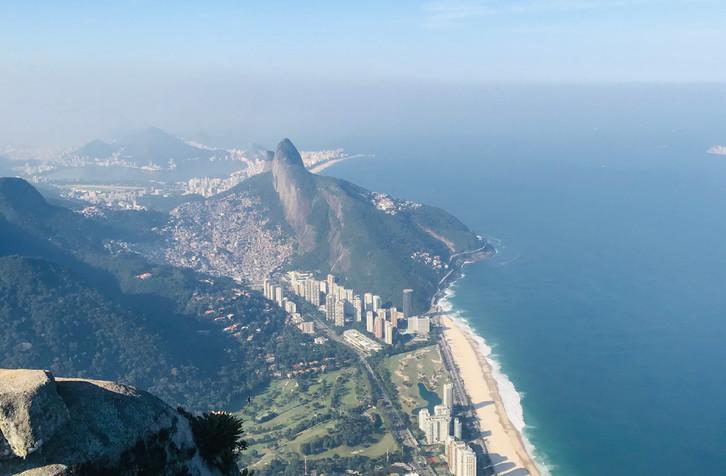 Brasil: sobre o poder da amizade e porque o Rio de Janeiro continua lindo