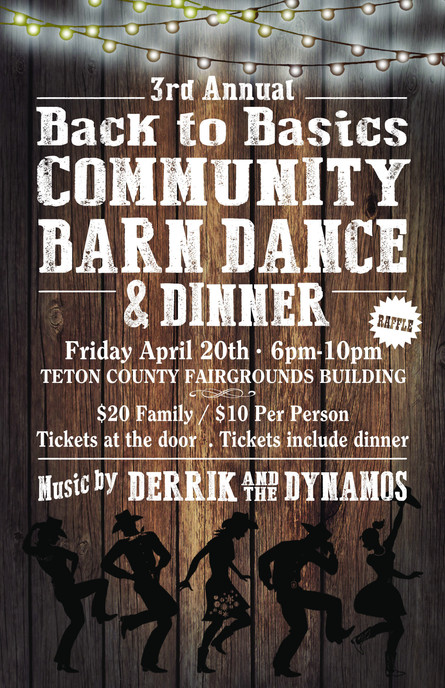 3rd Annual Family Dance