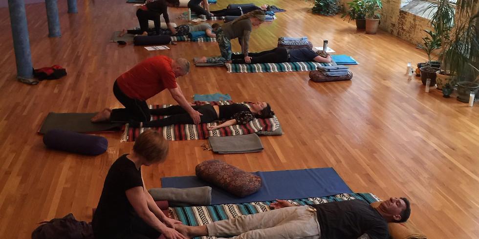 Thai Massage Meet-Up Group