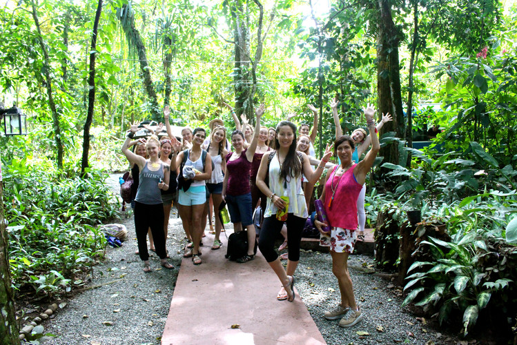 COSTA RICA GODDESS GARDEN