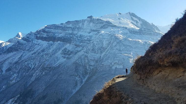 Nepal Himalaya Annapurna Christoph Punzmann