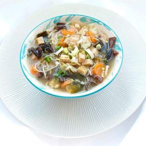 Recette Minceur Soupe Asiatique 🥢