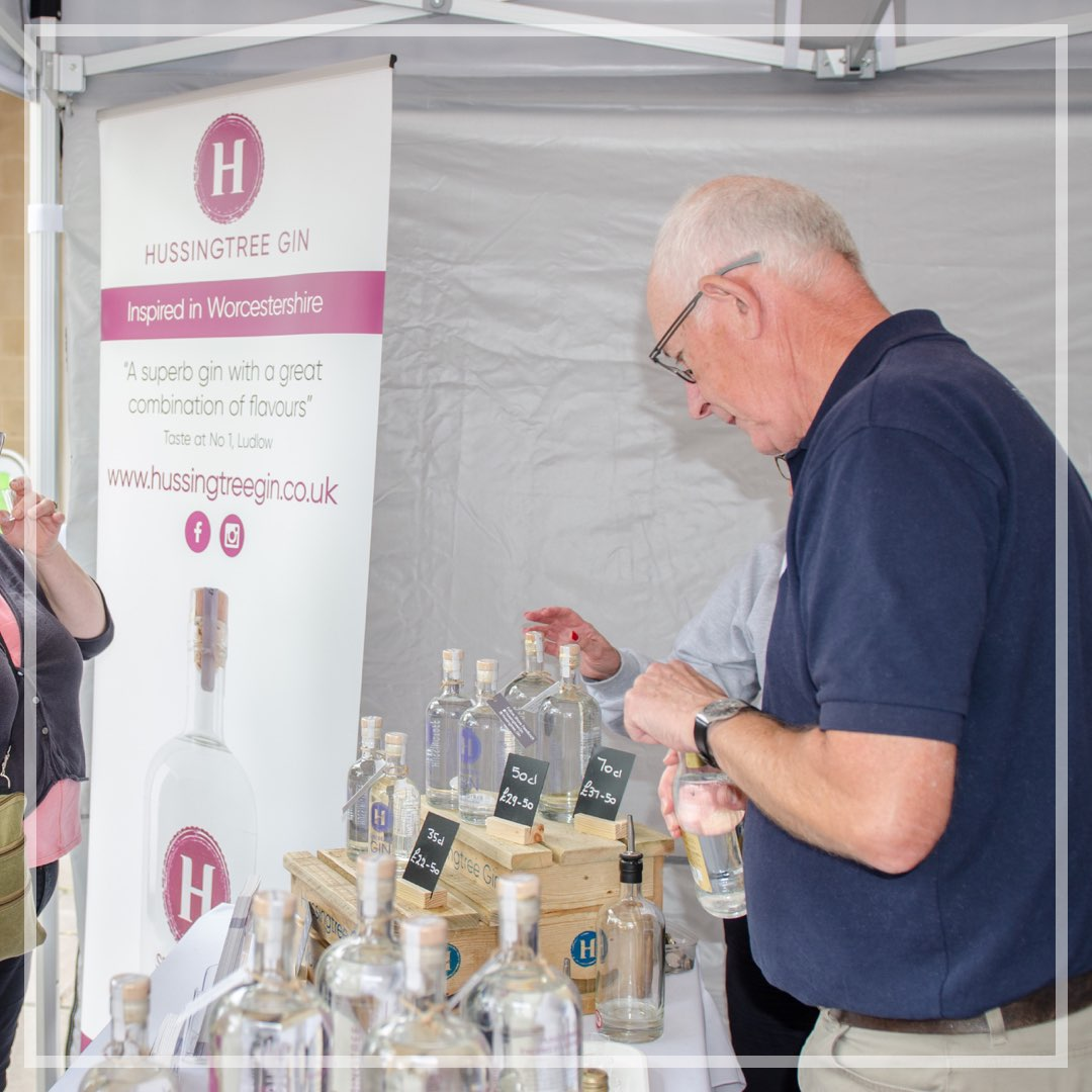 Hussingtree Gin Worcestershire Event 3