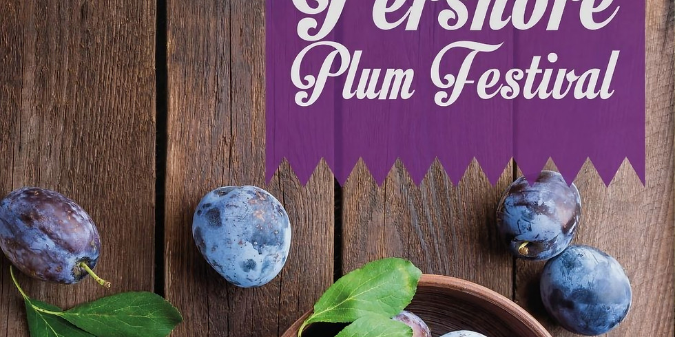 CANCELLED DUE TO COVID-19 - Pershore Plum Festival