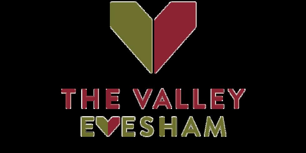 Gin sampling at Blue Diamond Garden Centre at Evesham Valley