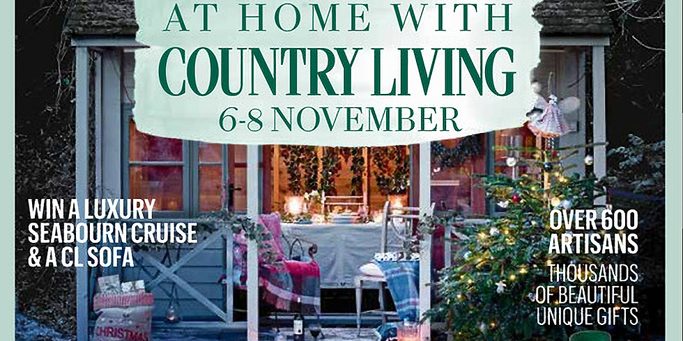 Country Living Christmas at Home Shopping Event