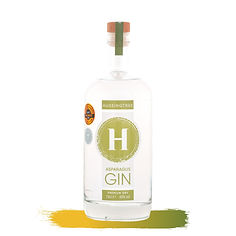 Hussingtree Asparagus Dry Gin - 70cl Bot