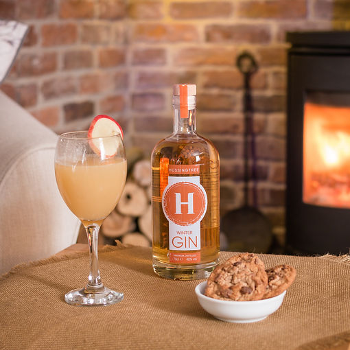 Hussingtree Winter Gin - Winter Warmer w
