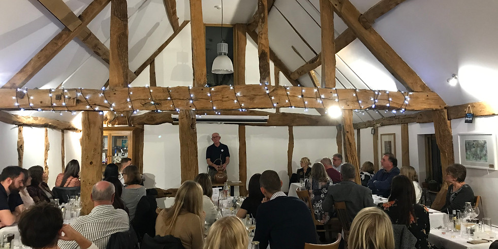 Gin Tasting and Supper: In partnership with Churchfields