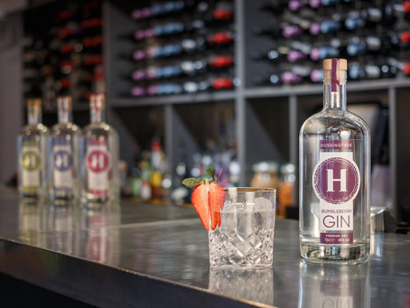 Great Taste Award for our Bumbleberry Dry Gin