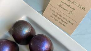 Gin truffles - Three star award