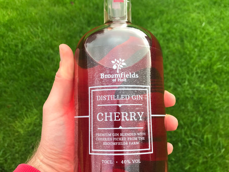 Win a bottle of Cherry Gin