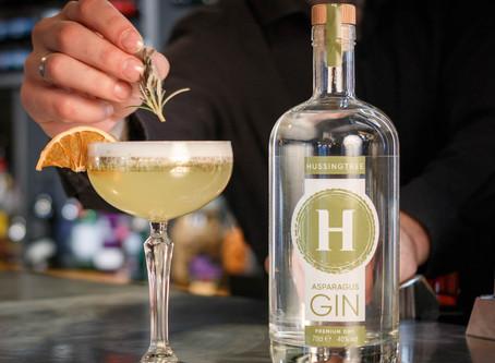 Asparagus Gin Cocktail