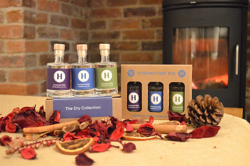 Hussingtree Gin - Dry Gin Gift Pack