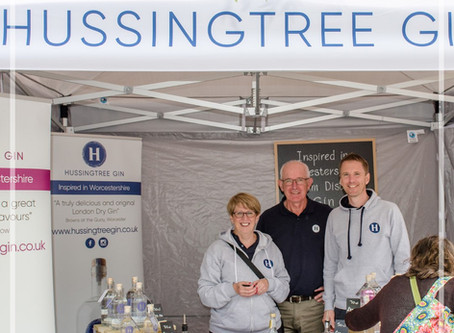 A hugely successful time at the Pershore Plum Festival