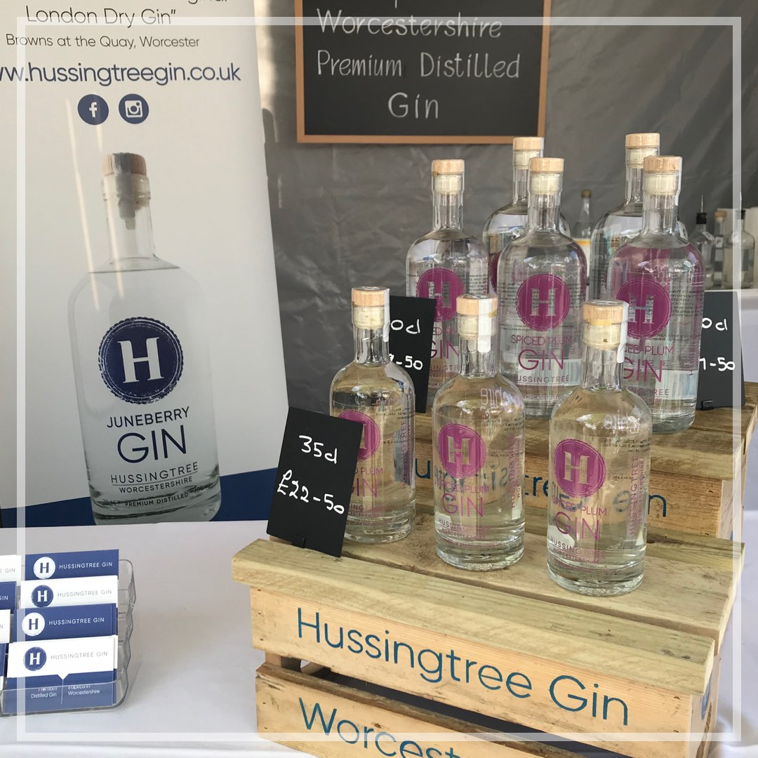 Hussingtree Gin Worcestershire Event 4
