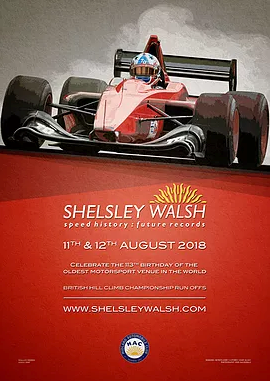 Shelsley Walsh Worcestershire Championship Challenge