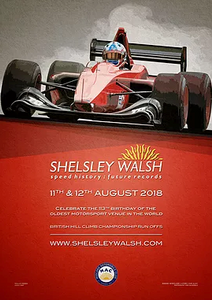 Shelsley Walsh Worcestershire Championship Challenge