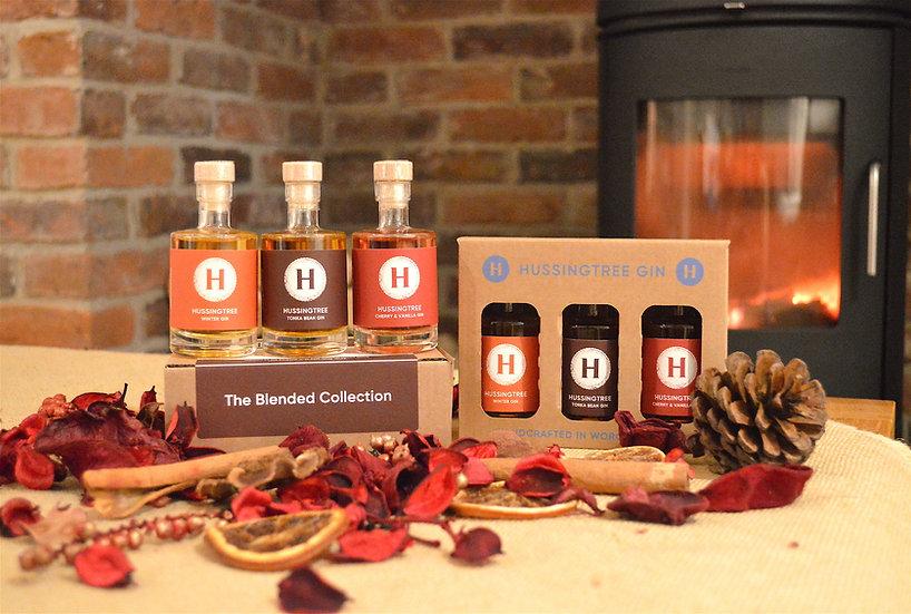 Hussingtree Gin - Blended Gin Gift Pack