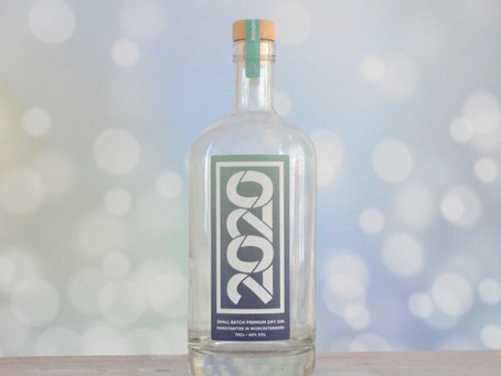Bespoke 2020 Gin for St Richard's Hospice