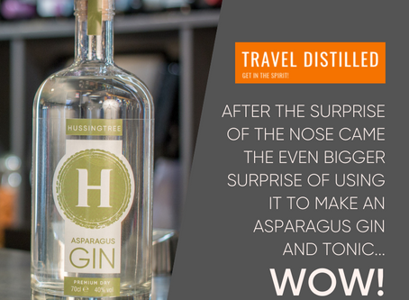 Review of our Asparagus Gin