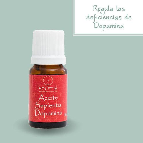 Aceite Sapientia Dopamina