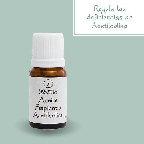 Aceite Sapientia Acetilcolina