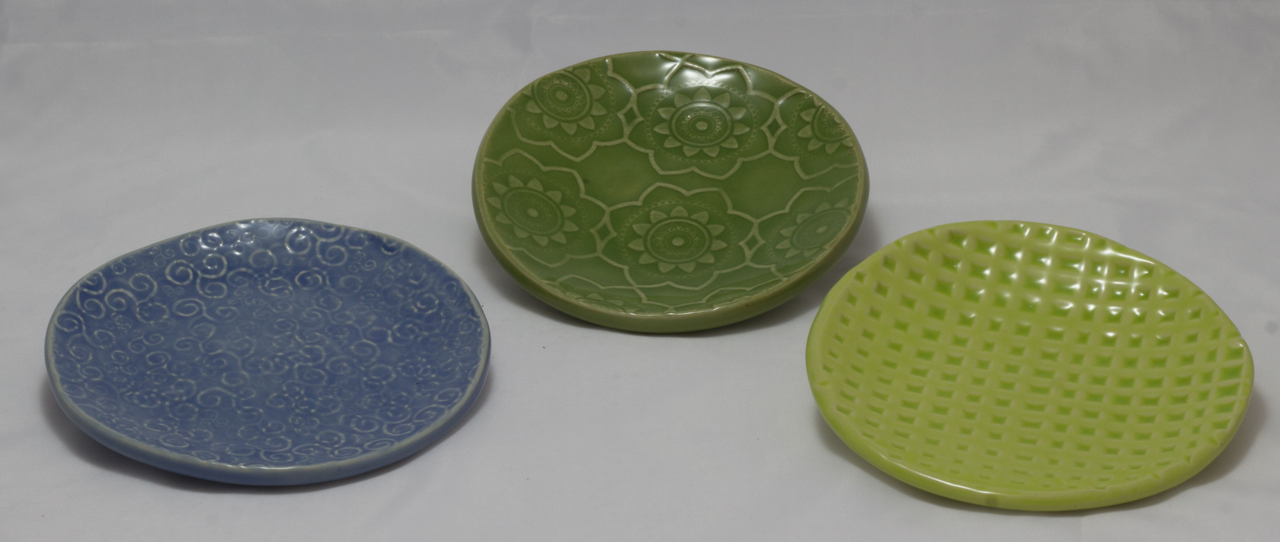 "5"" ring dishes"