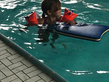 Kinder sollen trotz Corona schwimmen lernen!