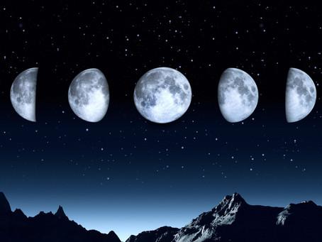 La luna como parte de nuestras emociones