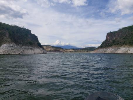 Viajé a una isla en Querétaro