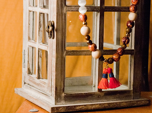 Jackfruit Necklace