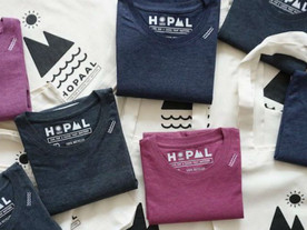 Hopaal: Revolutionising The T-Shirt (Updated: 03/09/2018)