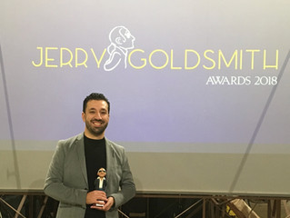 Jerry Goldsmith Award Best Composer for a Video Game (2Dark)