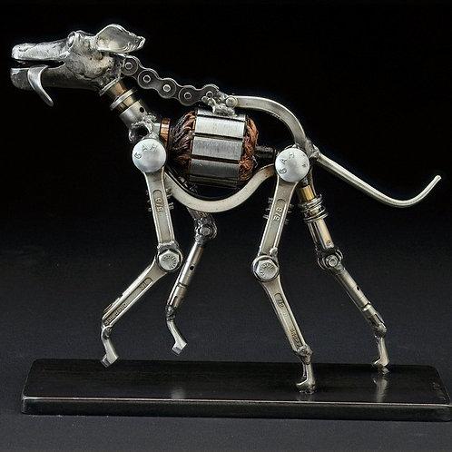 Running Dog #6