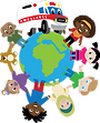 emergency childcare services logo