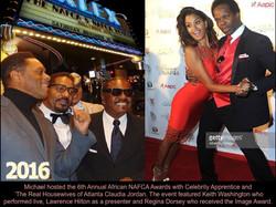 2016 African Oscars Host