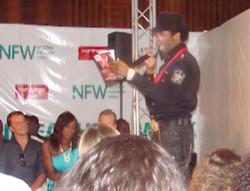 Nigeria Fashion Week Host