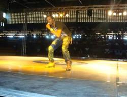 Host at Hip-hop Dance Battle NG