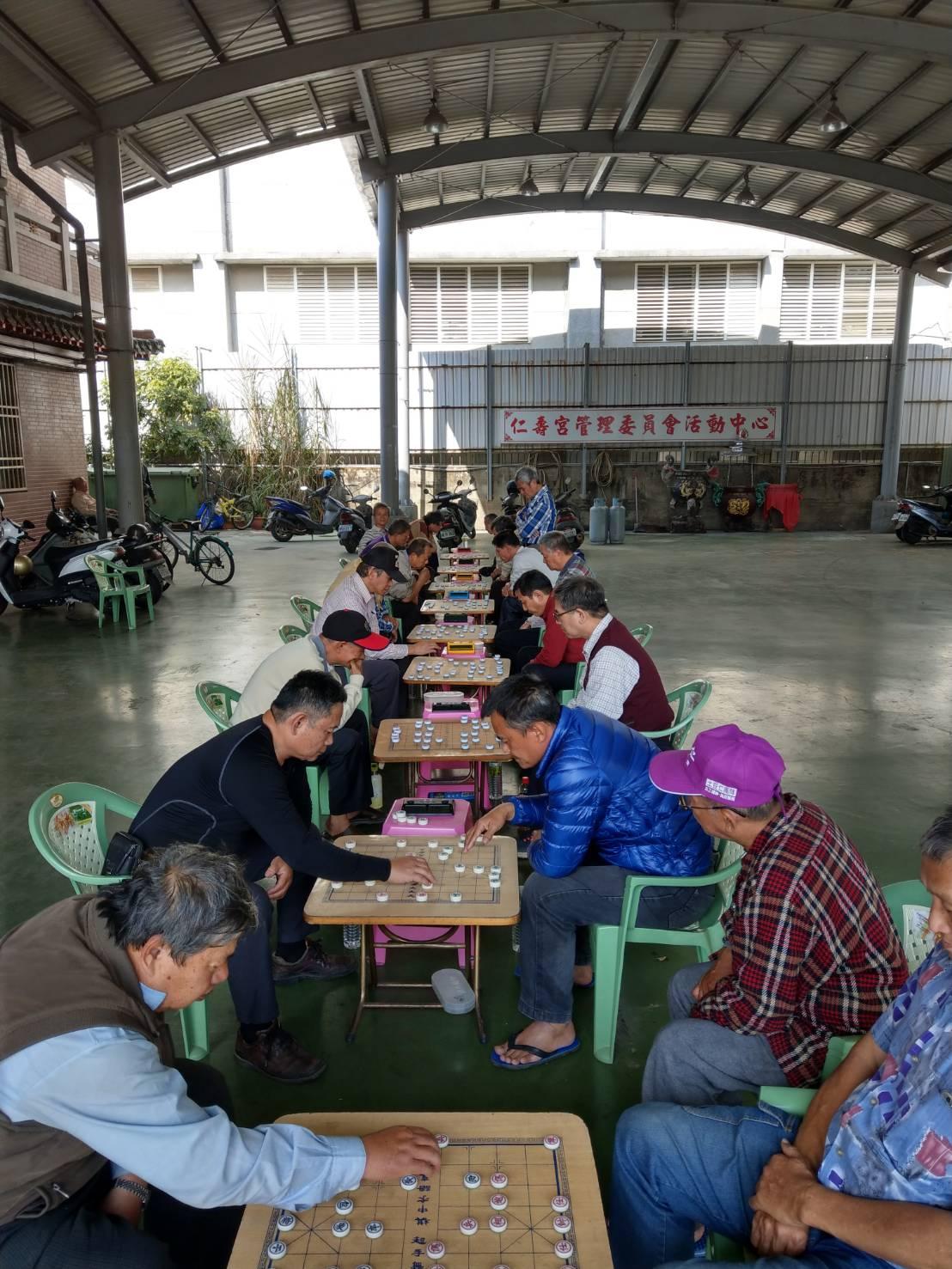 台南市象棋協會第一次磨刀賽2