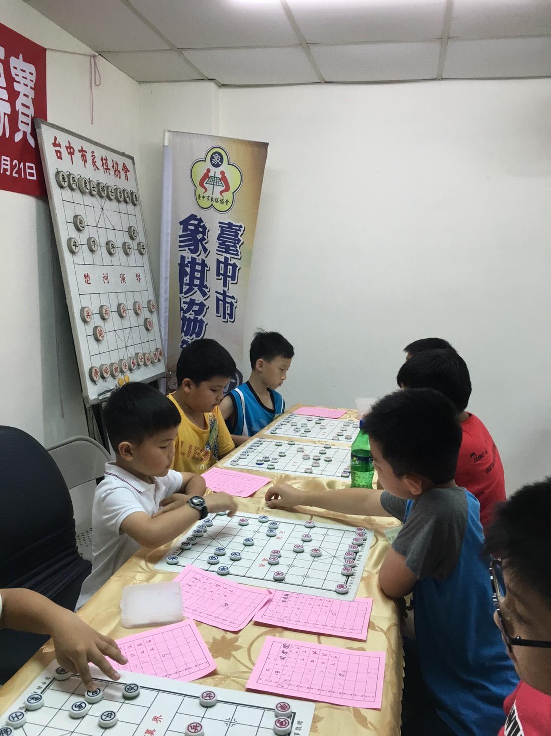 2017理事長杯象棋比賽頒獎典禮(3)