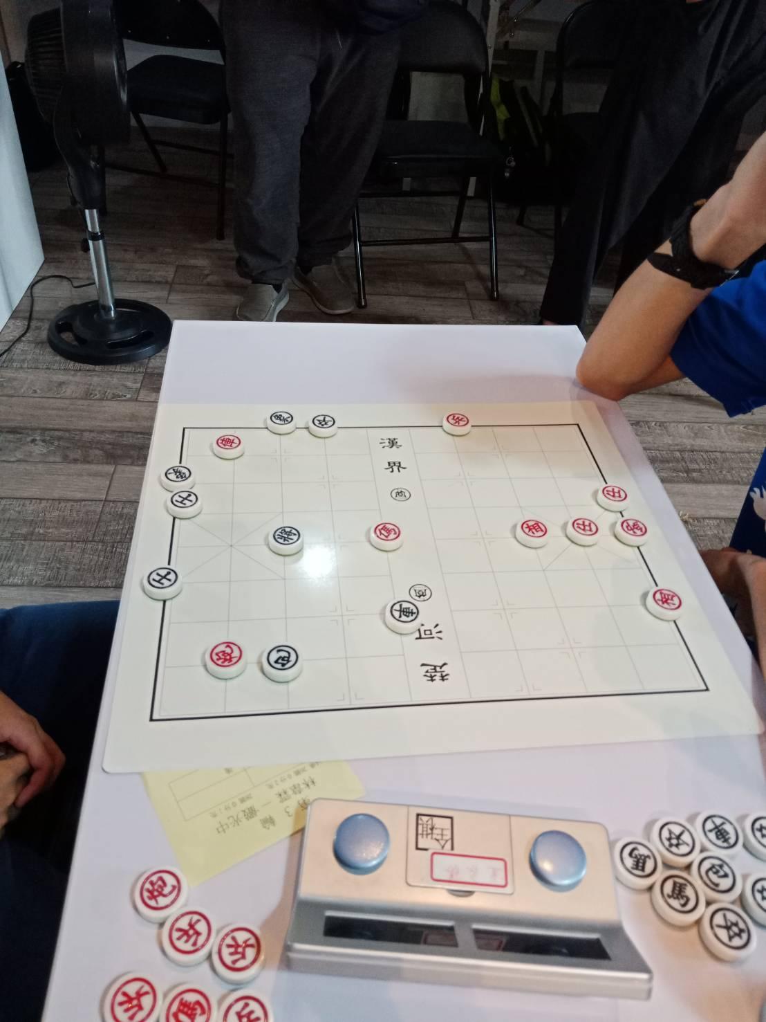 2019年中部名人象棋錦標賽決賽12