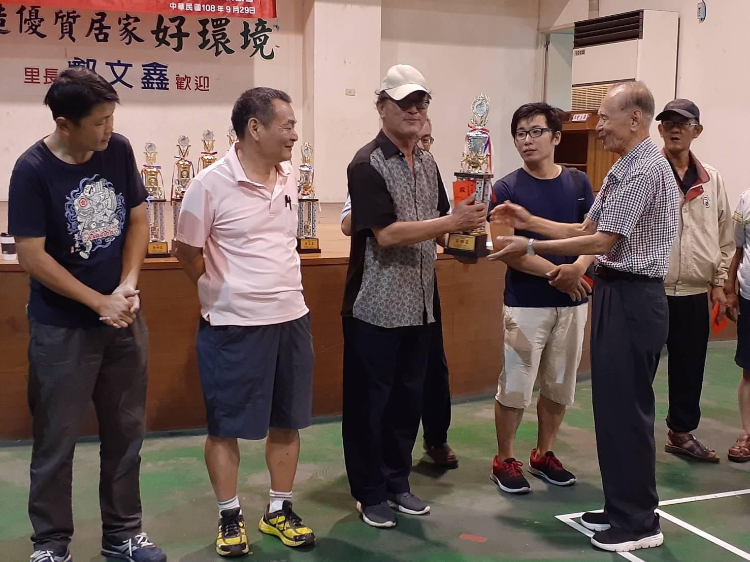 108年台中市議長盃9