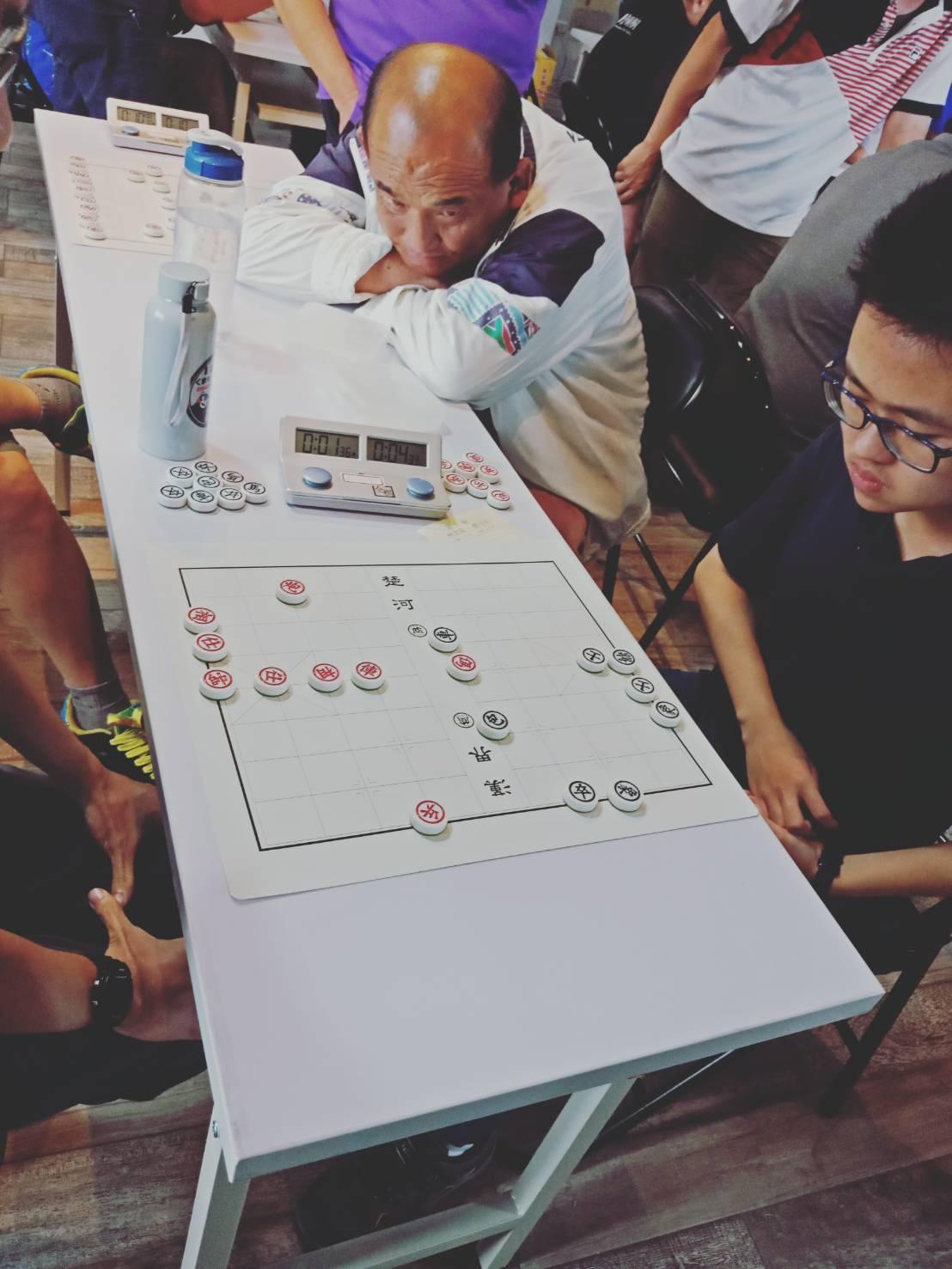 2019年中部名人象棋錦標賽決賽14