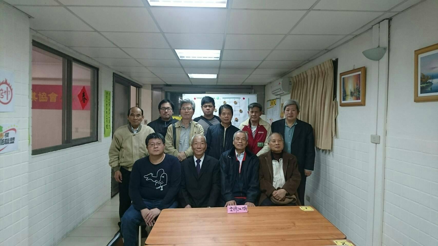 2016年3月18、19日言穆江大師講座(新加坡國家隊總教練、江蘇棋院總教練)
