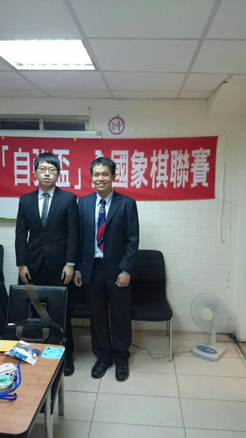 2016年3月台灣自強聯盟臥龍隊及帥五進一隊
