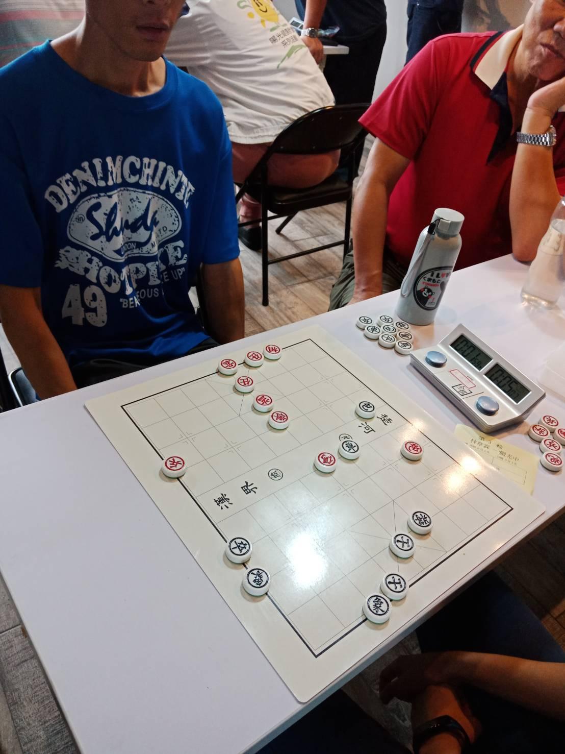 2019年中部名人象棋錦標賽決賽13