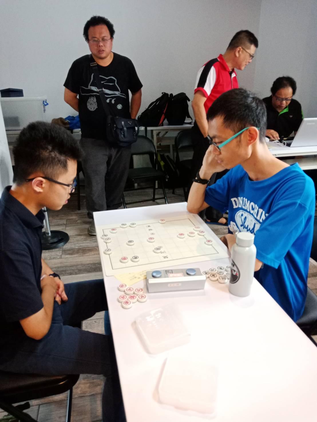 2019年中部名人象棋錦標賽決賽11