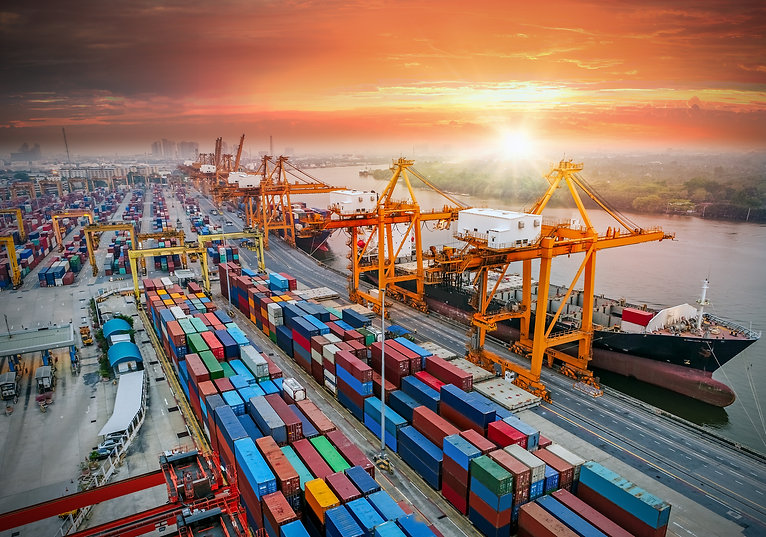 Logistics and transportation of Containe