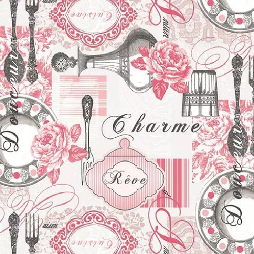 Reve Charme - Decoupage Napkim